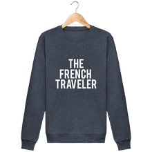 Charger l'image dans la galerie, Sweat Col rond Unisex THEFRENCHTRAVELER - The French Traveler Store