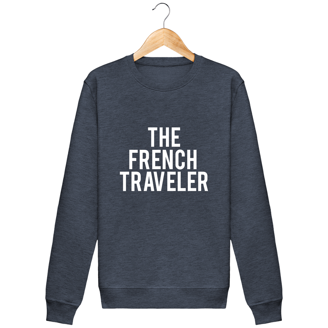 Sweat Col rond Unisex THEFRENCHTRAVELER - The French Traveler Store