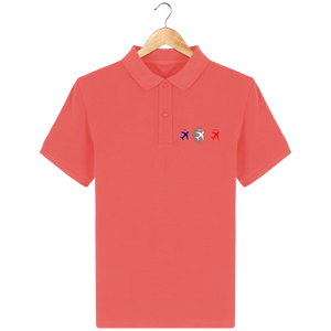 Polo Homme THEFRENCHTRAVELER - The French Traveler Store