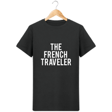 Charger l'image dans la galerie, T-Shirt Col Rond THEFRENCHTRAVELER - The French Traveler Store