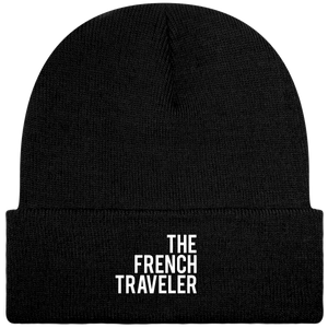 Bonnet à Revers THEFRENCHTRAVELER - - The French Traveler Store