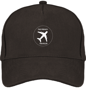 Casquette en coton Bio THEFRENCHTRAVELER - The French Traveler Store