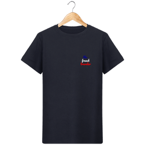 T-Shirt Col Rond THEFRENCHTRAVELER - Le Classic - The French Traveler Store
