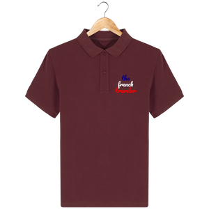 Polo Homme Coton Bio - THEFRENCHTRAVELER - The French Traveler Store