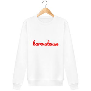 Sweat Col rond - THEFRENCHTRAVELER - Baroudeuse - The French Traveler Store