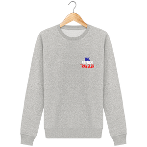 Sweat Col rond - THEFRENCHTRAVELER - Original - The French Traveler Store