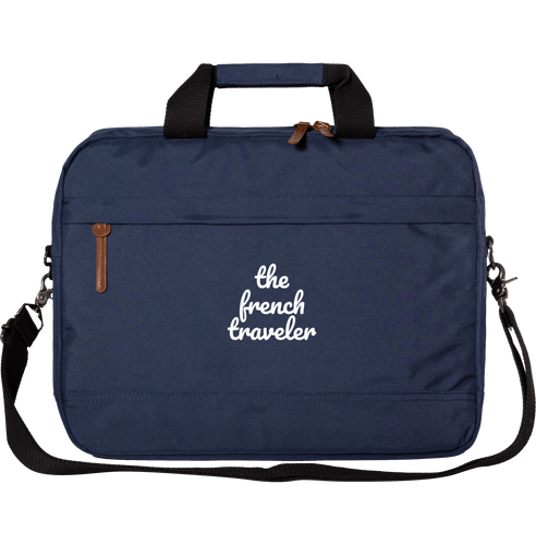Sacoche ordinateur portable THEFRENCHTRAVELER - The French Traveler Store