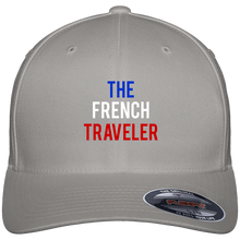 Charger l'image dans la galerie, Casquette Baseball The French Traveler - Brodée - Tricolore - The French Traveler Store