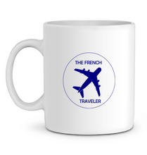 Charger l'image dans la galerie, Mug en Céramique THEFRENCHTRAVELER - The French Traveler Store