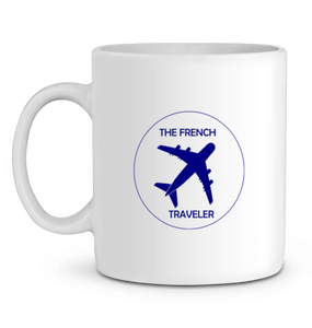 Mug en Céramique THEFRENCHTRAVELER - The French Traveler Store
