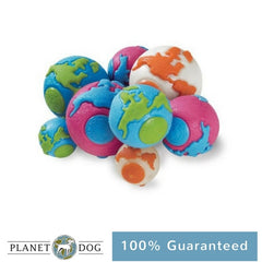 Planet Dog Orbee Tuff Orbee Ball, Extra Tough Dog Toy UK | Barks & Bunnies