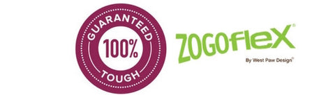 West Paw Design Zogoflex Dog Toy Guarantee | Barks & Bunnies