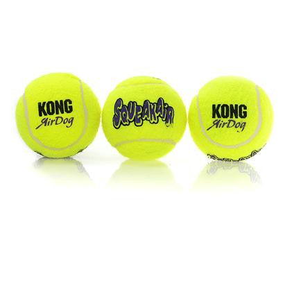 Kong Squeakair Tennis Balls, Kong Dog Toys UK | Barks & Bunnies