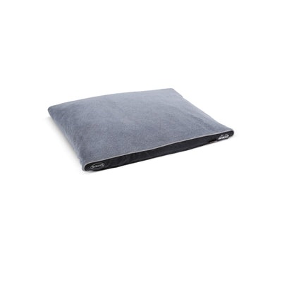 Scruffs Chateau Grey Orthopedic Pillow, Memory Foam Dog Bed | Barks & Bunnies