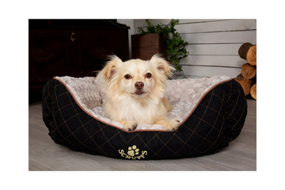 Scruffs Wilton Mattress Box Bed, Warm Dog Bed | Barks & Bunnies