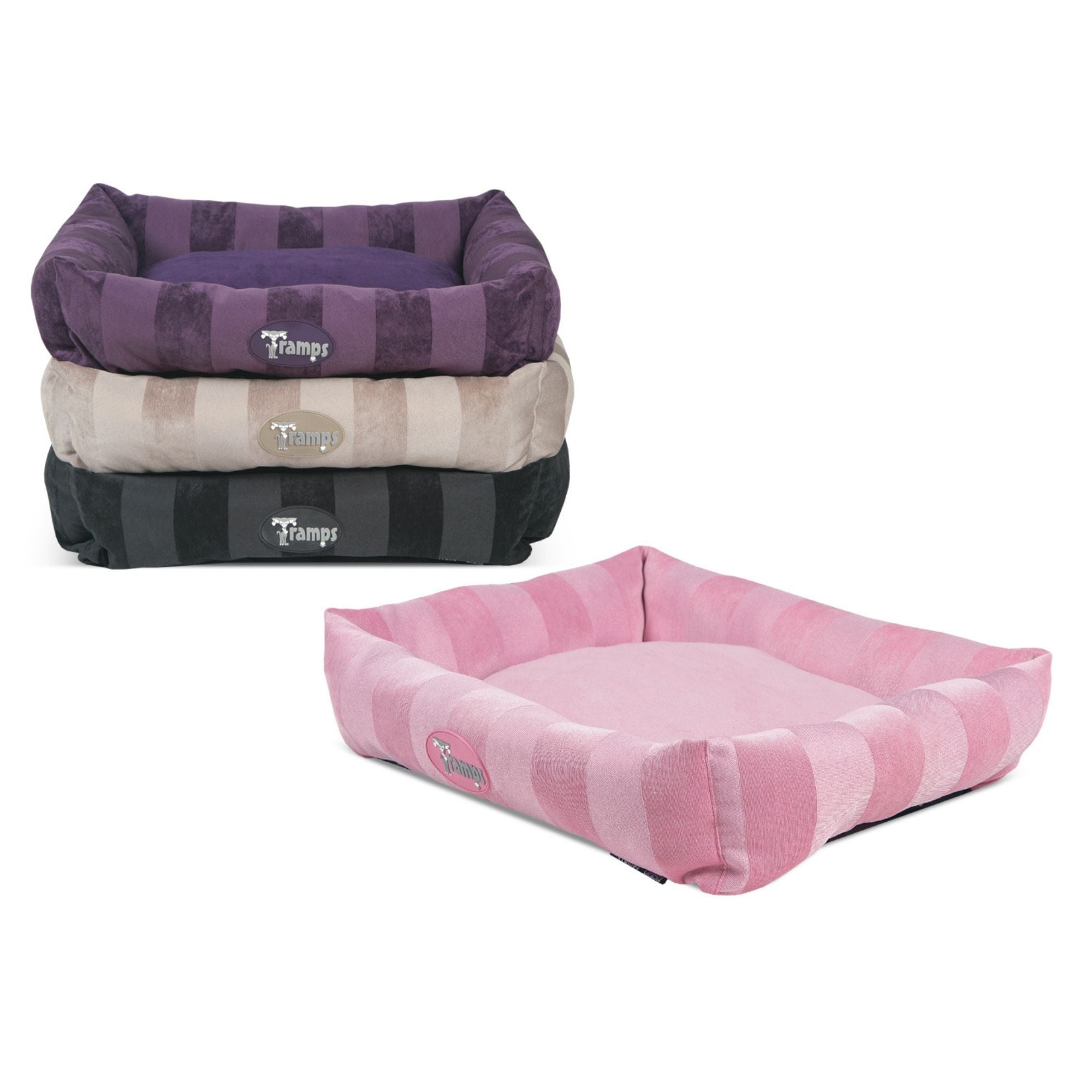Scruffs ArisoCat Lounger, Extra Small Dog Bed, Cat Bed | Barks & Bunnies