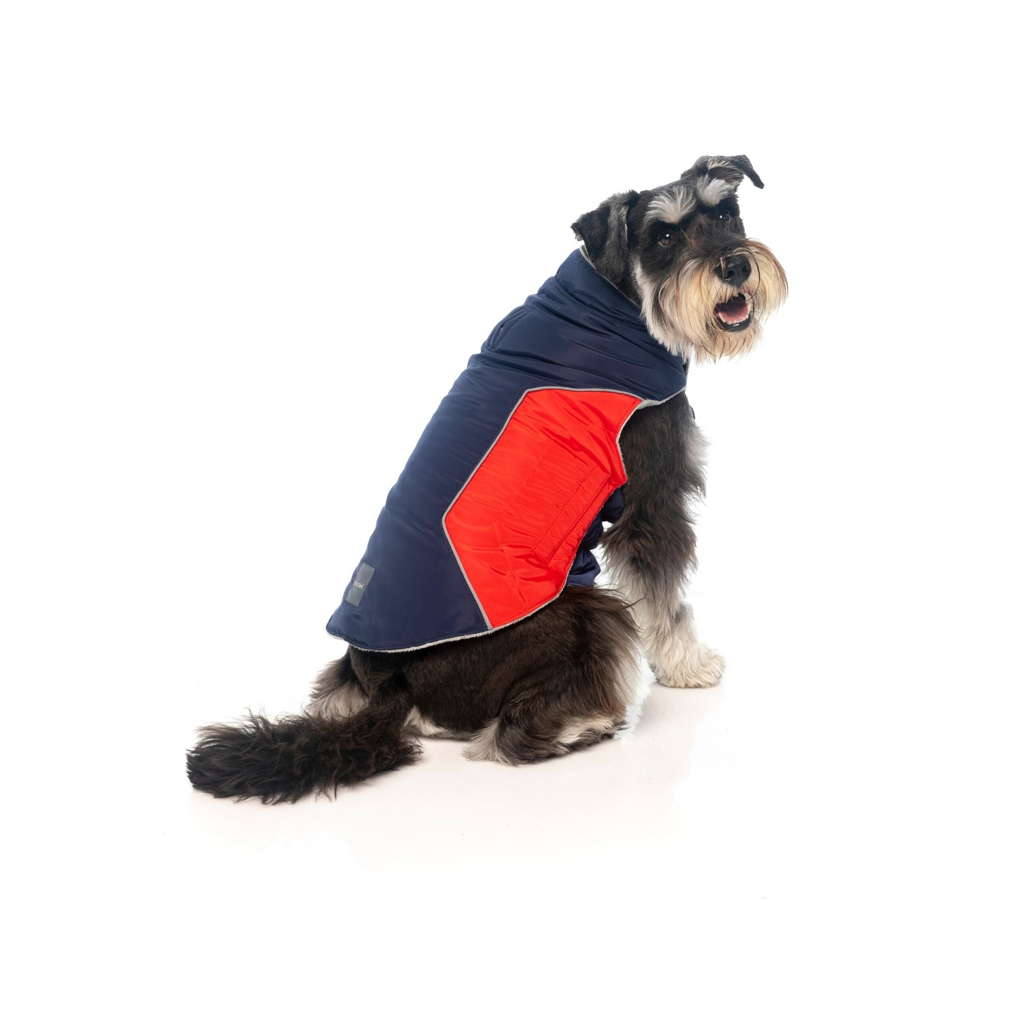 Fuzzyard Pac Jacket, Reflective Dog Coat | Barks & Bunnies