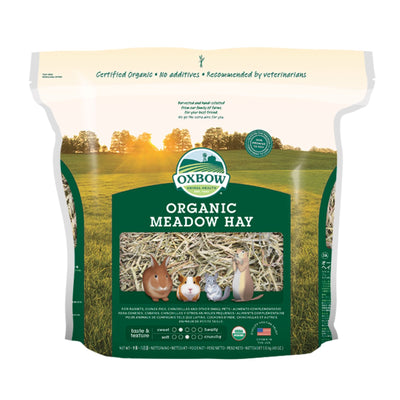 Oxbow Meadow Hay for Rabbits & Small Animals | Barks & Bunnies