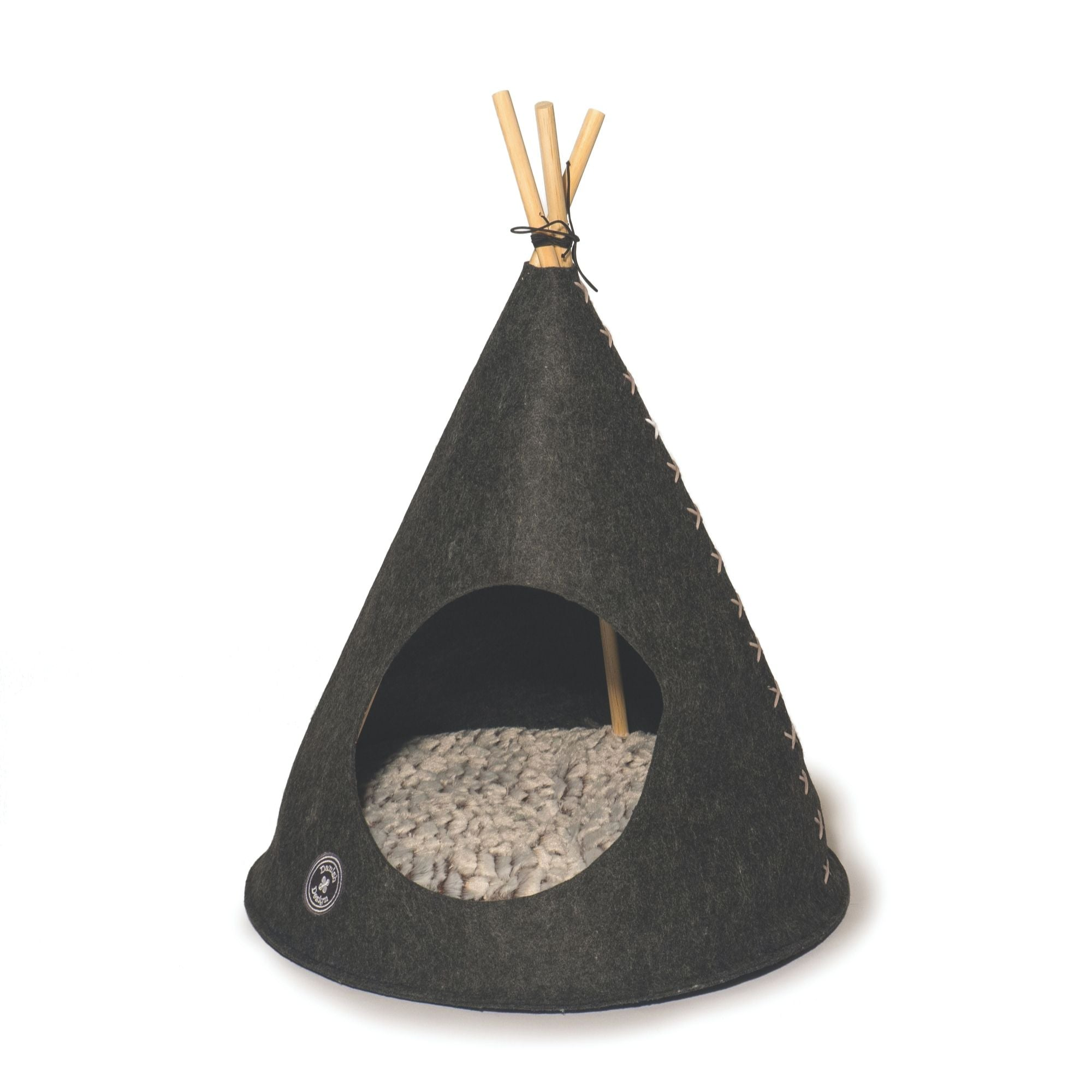 Danish Design Pet Tepee Cat Bed | Barks & Bunnies