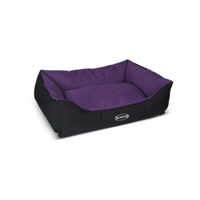 Scruffs Expedition Box Bed, Tough Dog Bed | Barks & Bunnies