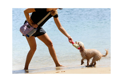 DOOG Walkie Bag, Cross Body Dog Walking Bag | Barks & Bunnies