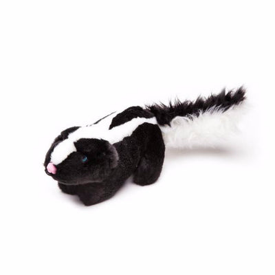 Fluff & Tuff Lucy Skunk, Durable Plush Dog Toys | Barks & Bunnies
