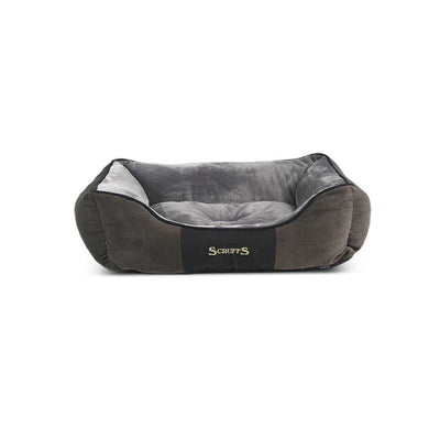 Scruffs Chester Box Bed, Pet Dog Bed | Barks & Bunnies