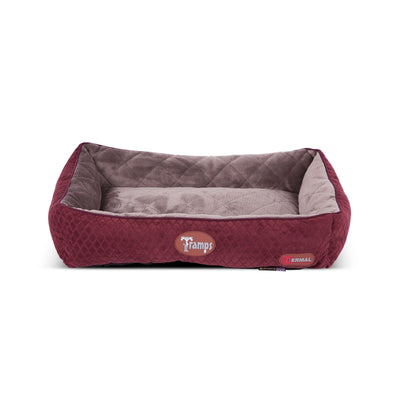 Scruffs Thermal Self-Heating Lounger, Warm Cat Bed | Barks & Bunnies