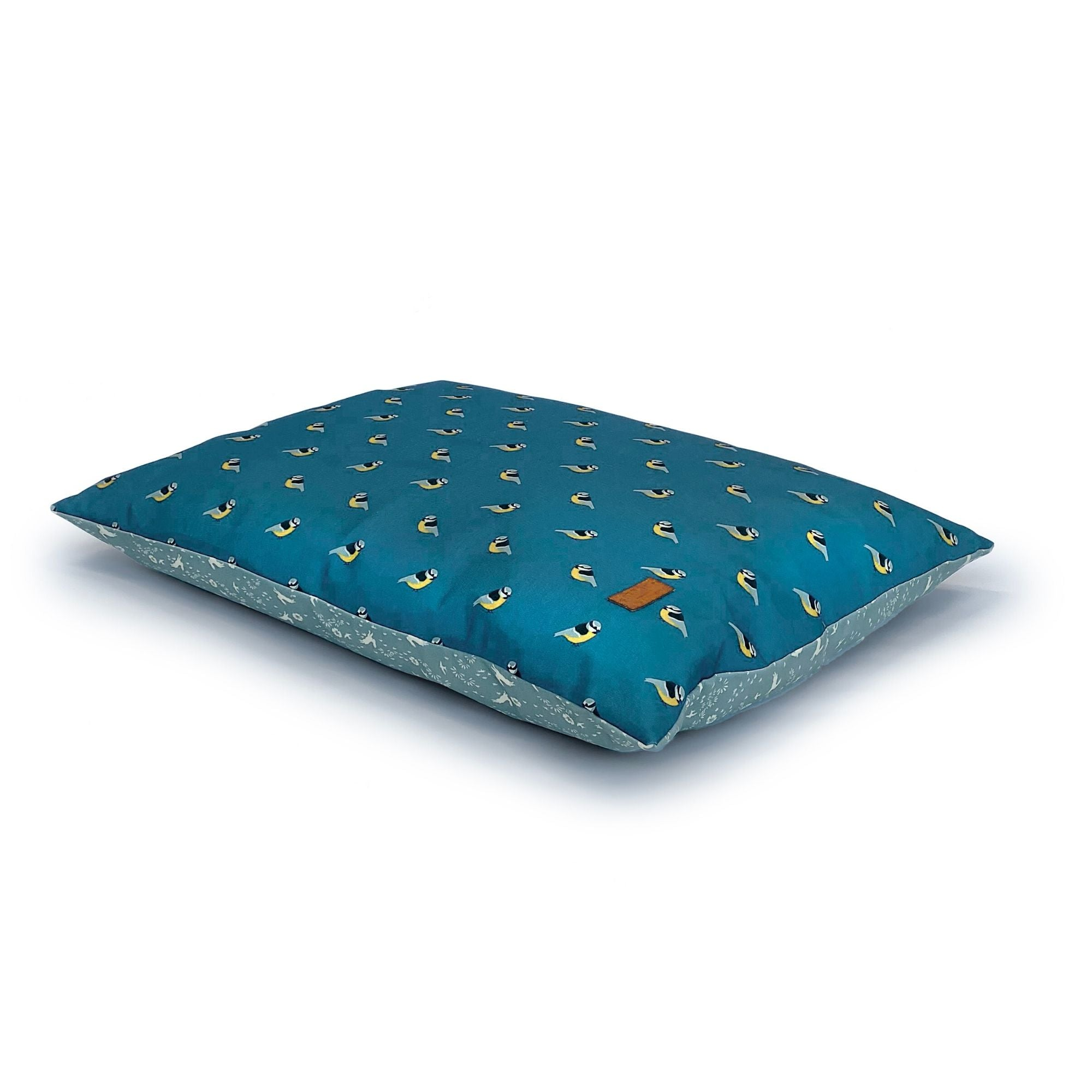 Fat Face Flying Birds Deep Duvet Dog Bed by Danish Design | Barks & Bunnies