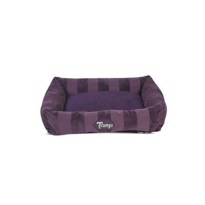 Scruffs ArisoCat Lounger Purple, Extra Small Dog Bed, Cat Bed | Barks & Bunnies