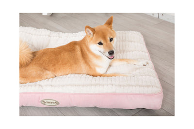 Scruffs Ellen Mattress Pet Bed, Warm Tweed Dog Bed | Barks & Bunnies