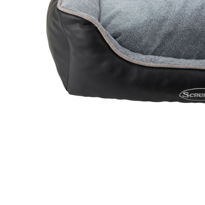 Scruffs Chateau Orthopedic Box Bed, Memory Foam Dog Bed | Barks & Bunnies