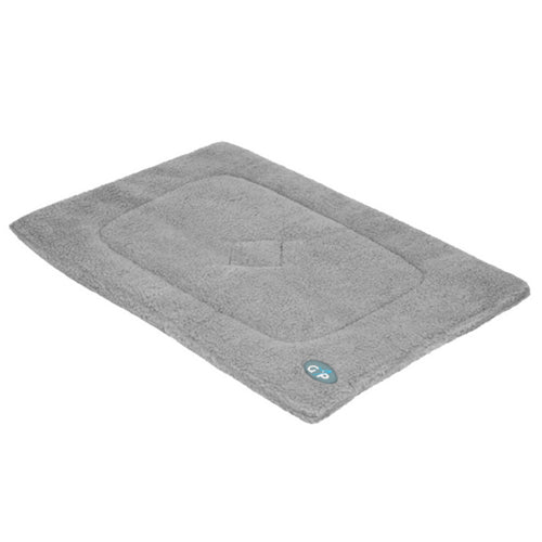 Gor Pets Crate Mat For Dogs Grey, Dog Crate Mattress Pad | Barks & Bunnies