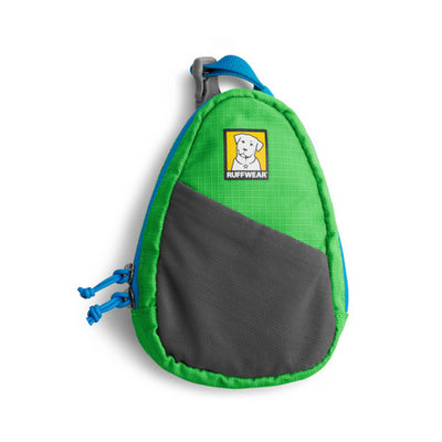 Ruffwear Stash Bag Meadow Green, Pick Up Bag Dispenser | Barks & Bunnies
