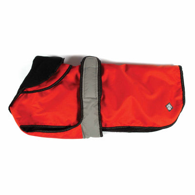 Danish Design The Ultimate 2-in-1 Dog Coat Orange | Barks & Bunnies