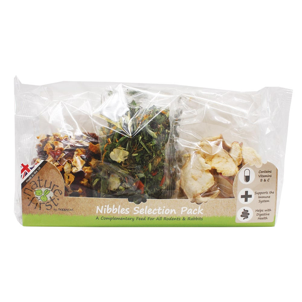 Nature First Nibbles Selection Pack