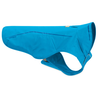 Ruffwear Sun Shower Dog Coat Blue Dusk 2018 Lightweight & Waterproof | Barks & Bunnies