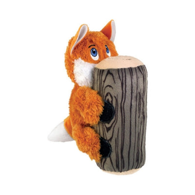 Kong Huggz Hiders Fox, Plush Dog Toy | Barks & Bunnies