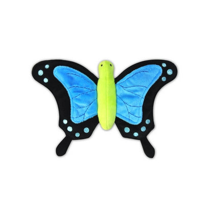 P.L.A.Y. Butterfly Bella Dog Toy, Eco-Friendly | Barks & Bunnies