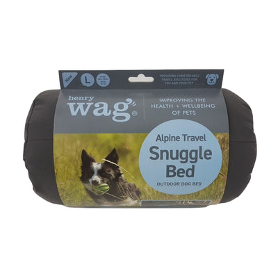 Henry Wag Alpine Travel Snuggle Bed | Barks & Bunnies