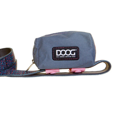 DOOG Walkie Pouch Grey, Dog Poop Bag Dispenser | Barks & Bunnies