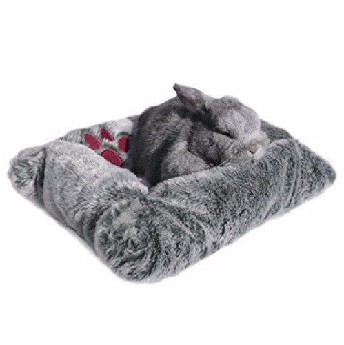 Rosewood Luxury Plush Bed for Rabbits & Small Animals | Barks & Bun...