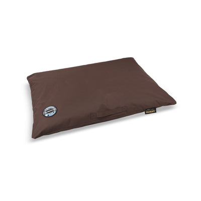 Scruffs Brown Expedition Memory Pillow, Orthopedic Dog Bed | Barks & Bunnies