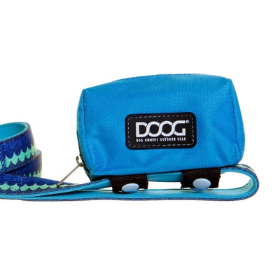 DOOG Walkie Pouch Blue, Dog Poop Bag Dispenser | Barks & Bunnies