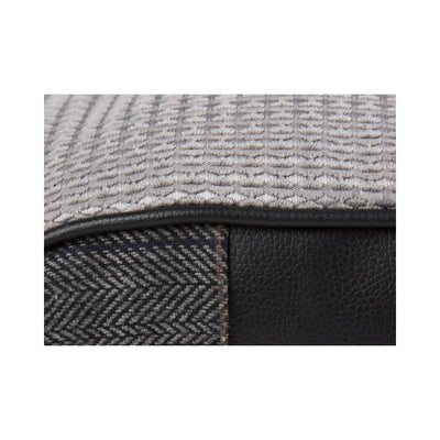 Scruffs Windsor Mattress Grey, Tweed Dog Bed | Barks & Bunnies
