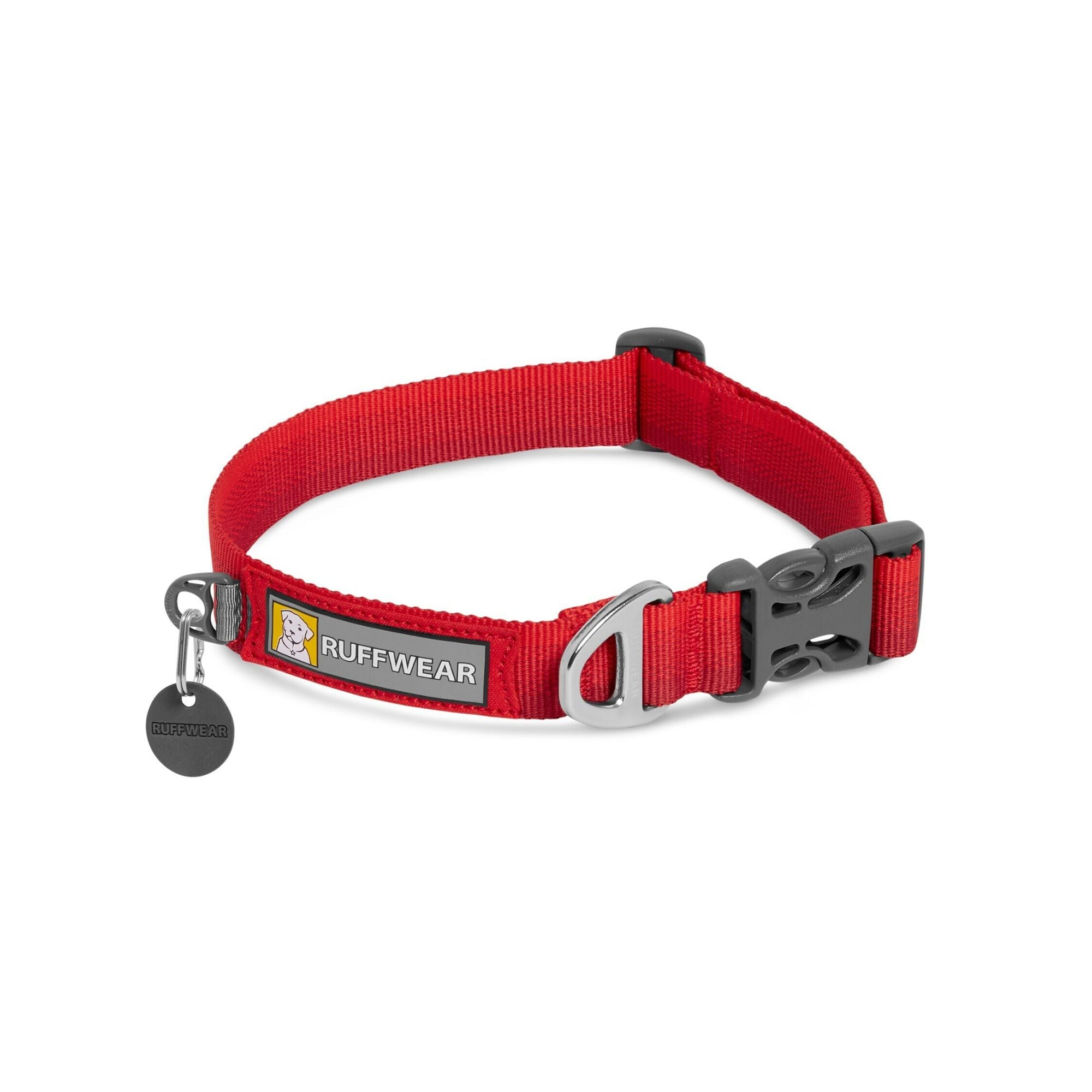 Ruffwear Front Range Collar, Plain Dog Collar UK | Barks & Bunnies