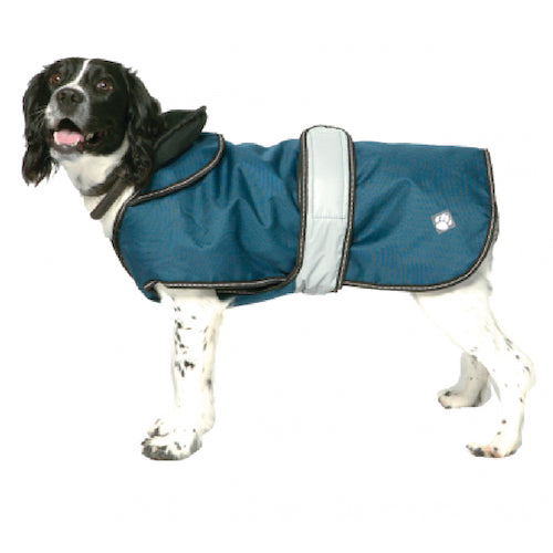 Danish Design The Ultimate 2-in-1 Dog Coat Blue | Barks & Bunnies