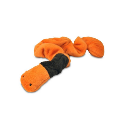 P.L.A.Y. Earthworm Erwin Monster Dog Toy, Eco-Friendly | Barks & Bunnies