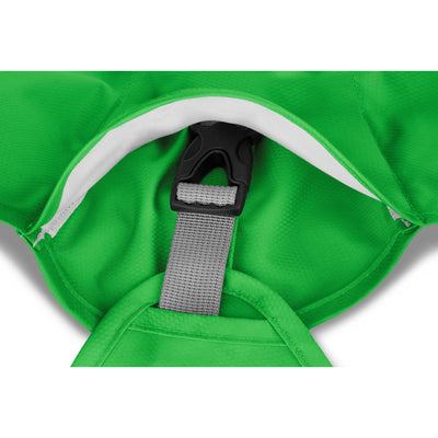 Ruffwear Sun Shower Dog Coat Meadow Green 2018 Lightweight & Waterproof | Barks & Bunnies