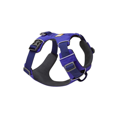 Ruffwear Front Range Harness, NEW 2020 Huckleberry Blue | Barks & Bunnies